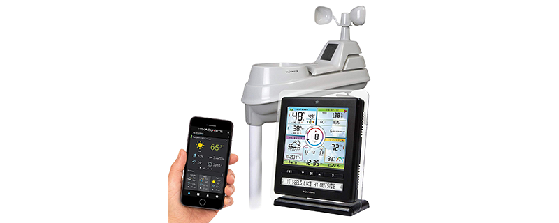 AcuRite 01536 Wireless Weather Station with PC Connect