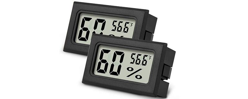 AikTryee Mini Hygrometer