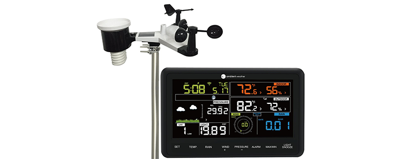 Ambient Weather WS-2902A Smart WiFi Weather Station