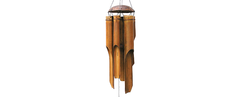 Cohasset Gifts 133 Cohasset Bamboo Wind Chime