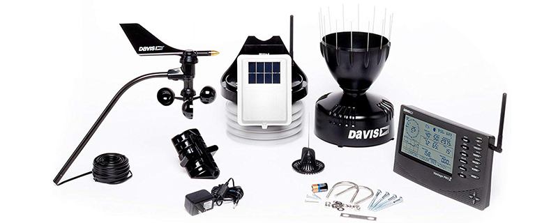 Davis Instruments 6152 Vantage Pro2 Wireless Weather Station