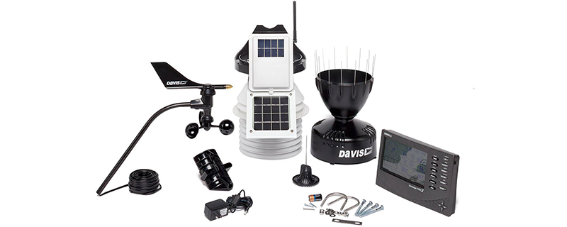 Davis Instruments 6153 Vantage Pro2 Wireless Weather Station