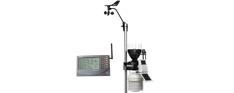 Davis Instruments 6163 Vantage Pro2 Plus Wireless Weather Station