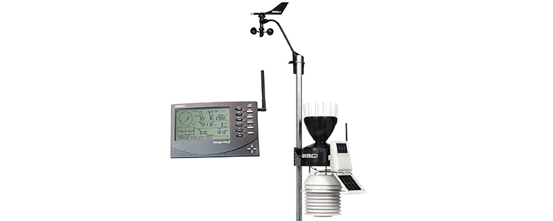 Davis Instruments Vantage Pro2 Plus Wireless Weather Station