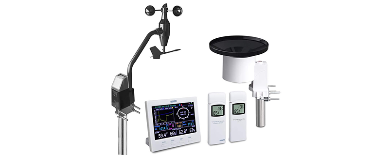 ECOWITT HP3501 TFT Wi-Fi Weather Station