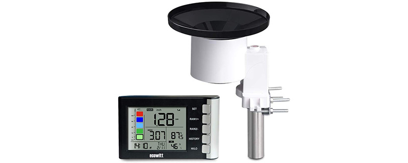 ECOWITT WH5360B High Precision Digital Rain Gauge
