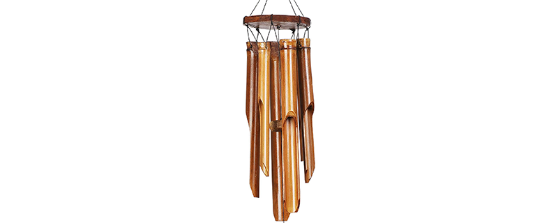 EcoAlt Bamboo Wind Chime