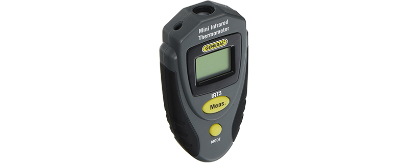 General Tools IRT3 Mini Infrared Thermometer
