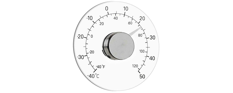GuDoQi Outdoor Window Thermometer