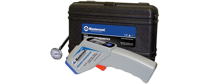 MASTERCOOL 52224-A Gray Infrared Thermometer
