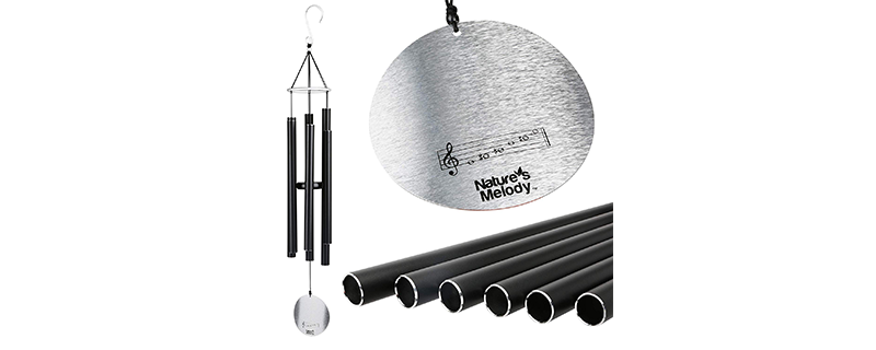 Nature's Melody Aureole Tunes Wind Chime