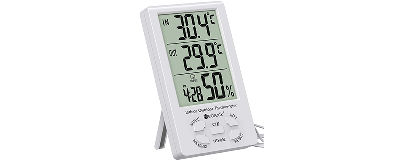 Neoteck Digital Thermometer Hygrometer