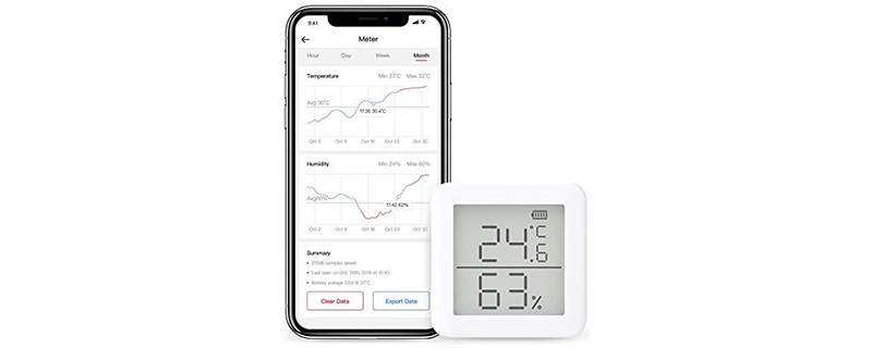 SwitchBot Thermometer