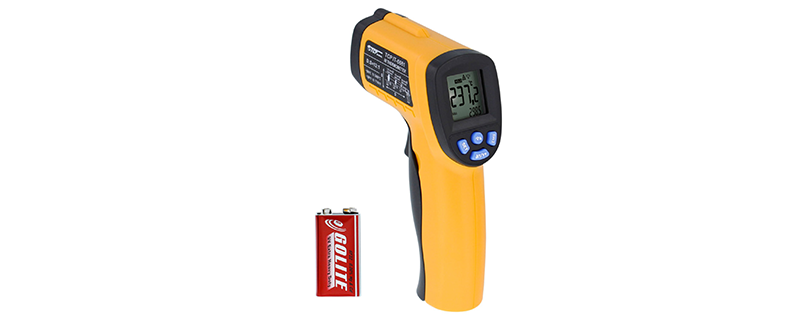 TCP Global Non-Contact Digital Laser Infrared Thermometer
