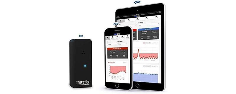 Temp Stick Wireless Remote Temperature & Humidity Sensor