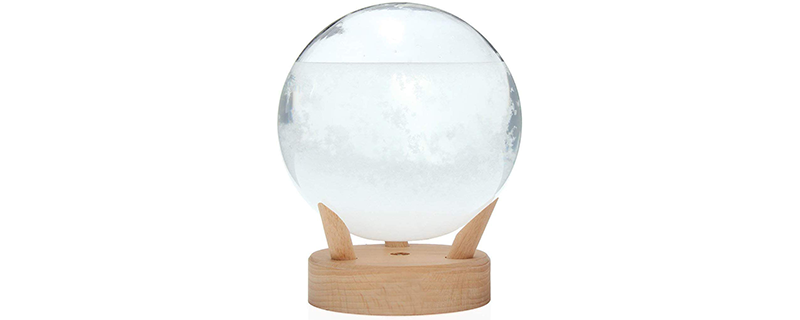 Unique Gadgets and Toys Storm Glass Weather Forecaster