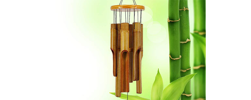 VIITION Wooden Wind Chime