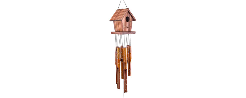 WOODMUSIC Wind Chime